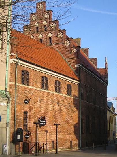 sveriges äldsta bostadshus