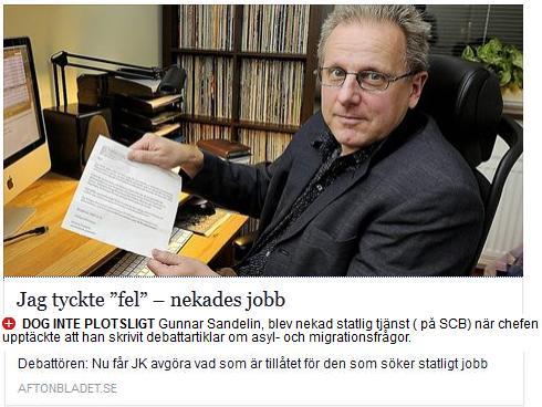 Klicka här för att gå till artikeln i Expressen, 2011-01-20