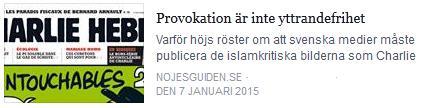 Klicka här för att gå till artikeln i Nöjesguiden 2015-01-07