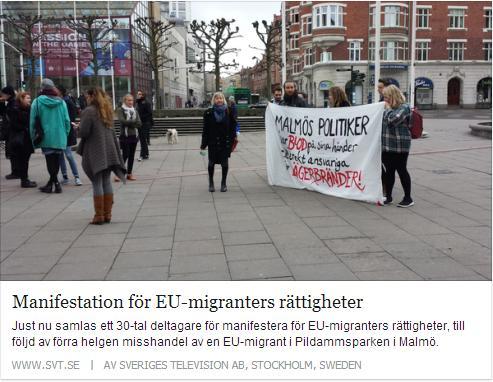 Klicka här för att gå til artikeln i SVT, 2015-03-29