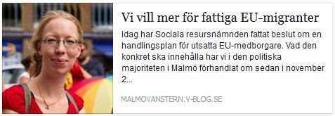 Klicka här för att gå till Vänsterpartiet Malmös artikel, 2015-03-25