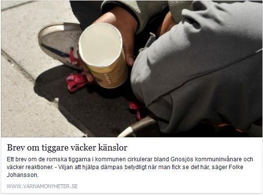 Klicka här för att gå till artikeln i Värnamo Nyheter, 2015-02-18