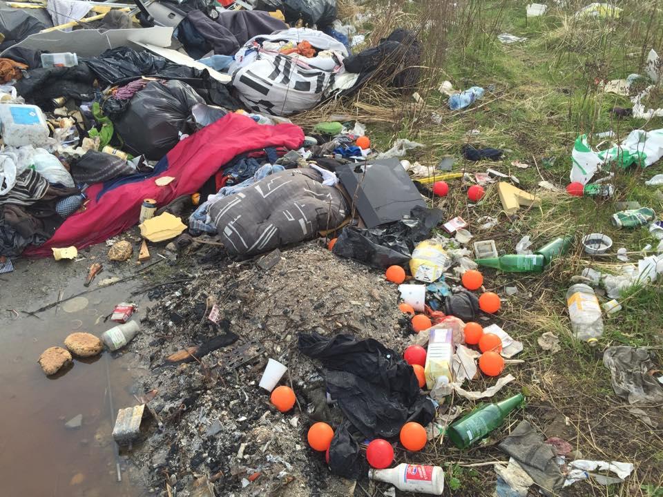 Sopberg, EU-migranternas kåkstad i Malmö