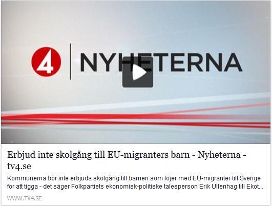 Klicka här för att gå till artikeln i TV4, 2015-04-25