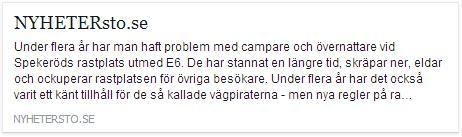 Klicka här för att gå til artikeln i Nyheter Sto, 2015-04-12