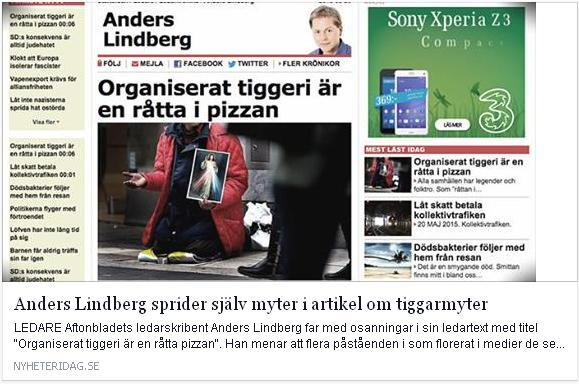 Klicka här för att gå till Nyheteridags tillrättaläggande av en del av Anders Lindbergs felaktiga påstpenden, 2015-05-20