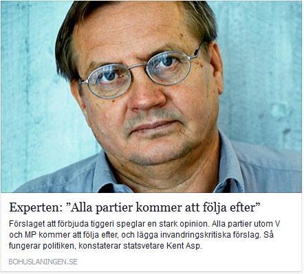 Klicka här för att gå till artikeln i Bohuslänningen, 2015-05-29