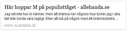 Klicka här för att gå till ledaren i allehanda.se, 2015-04-30