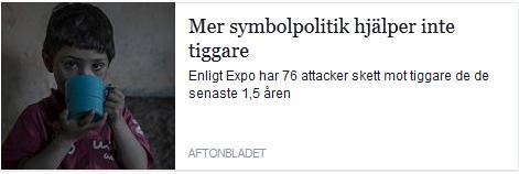 Klicka här för att gå till artikeln i Aftonbladet, 2015-06-24