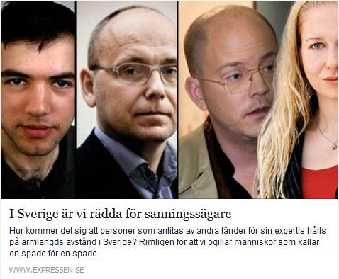 Klicka här för att gå till ledaren i Expressen, 2015-05-30