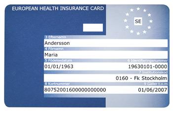 EU-kort, bild