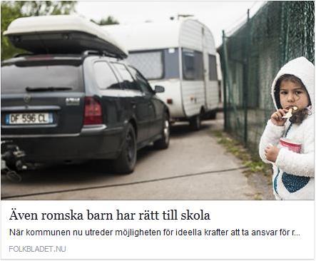 Klicka här för att gå till artikeln i Folkbladet, 2015-07-16