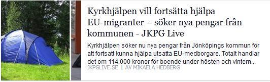 Klicka här för att gå till artikeln i jkpglive.se, 2015-08-11