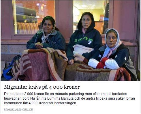 Klicka här för att gå till artikeln i Bohuslänningen, 2015-09-07