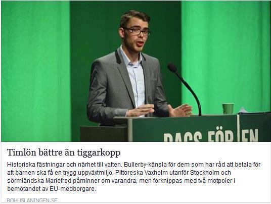 Klicka här för att gå till artikeln i Bohuslänningen, 2015-09-08