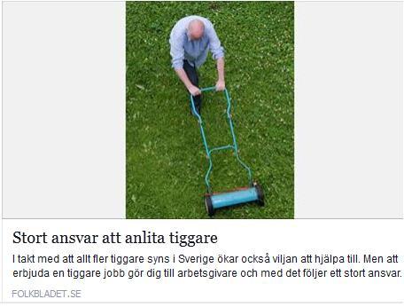 Klicka här för att gå till artikeln i Folkbladet, 2015-09-15
