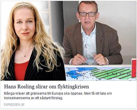 Klicka här för att gå till artikeln i Expressen, 2015-09-12