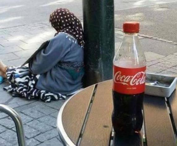 Romer och cola