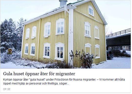 """Nu ska jag bygga en friggebod till sommarstugan"""", säger Göran"""