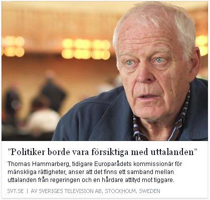 Klicka här för att gå till artikeln i SVT, 2015-10-04