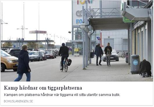 Klicka här för att gå till artikeln i Bohuslänningen, 2015-10-06