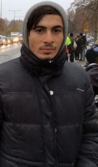 Daniel, EU-migranter Malmö