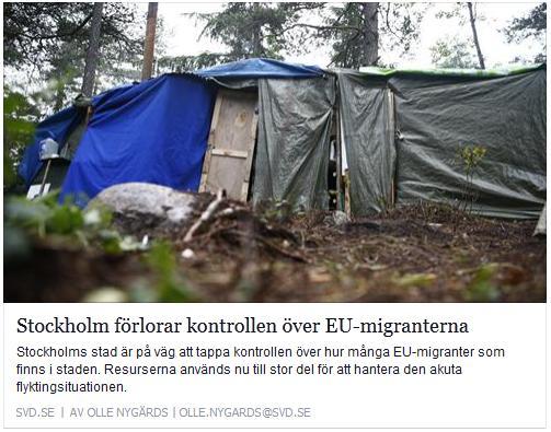 Malmos hetsjakt pa romer hotar liv