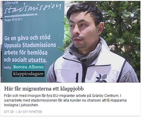 Klicka här för att gå till artikeln i SVT, 2015-11-27