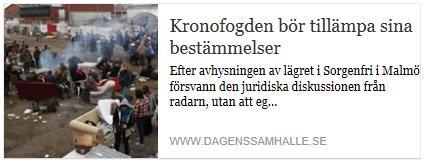Klicka här för att gå till artikeln i Dagens Samhälle, 2015-12-03