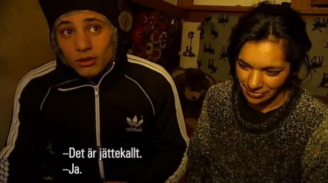 EU-migranter Sundsvall, Gravid kvinna