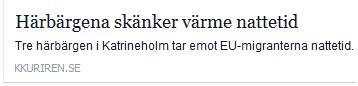 Klicka här för att gå till artikeln i Katrineholmskuriren, 2016-01-15