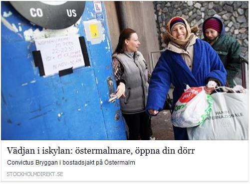 Klicka här för att gå till artikeln i Stockholm Direkt, 2016-01-15