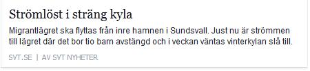 Klicka här för att gå till artikeln i SVT, 2016-01-07