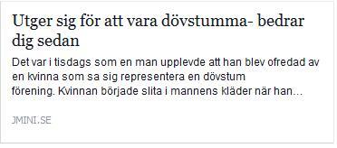 Klicka här för att gå till artikeln i jmini.se, 2016-02-25