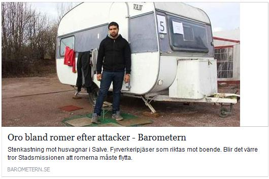 Efter attackerna romska eu migranter bildar forening