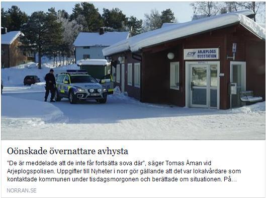 Klicka här för att gå till artikeln i Norran, 2016-03-01