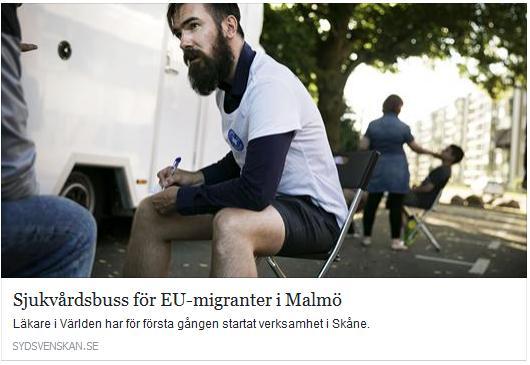 Sverigesyrier sitter fast