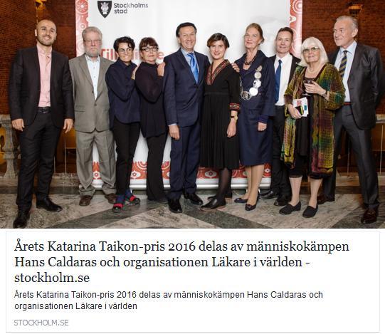 Klicka här för att gå till artikeln i Stockholms stad, 2016-10-03