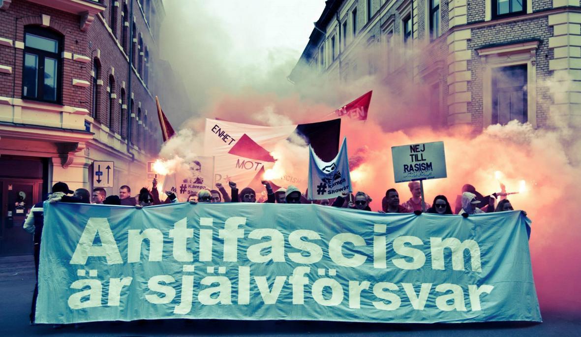 Vänsterextremister