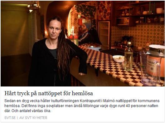 Klicka här för att gå till artikeln i SVT, 2016-12-19