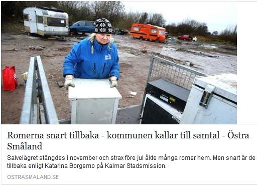 Klicka här för att gå till artikeln i Östra Småland, 2017-01-21