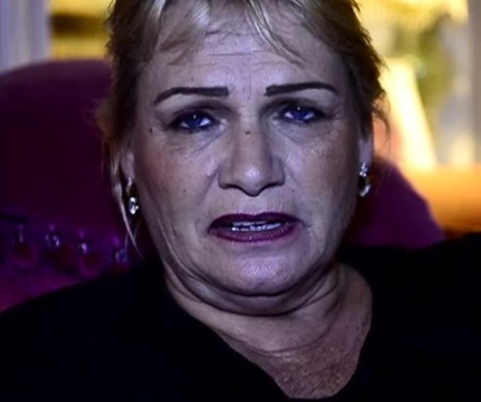 Soraya Post, med hår på bröstet