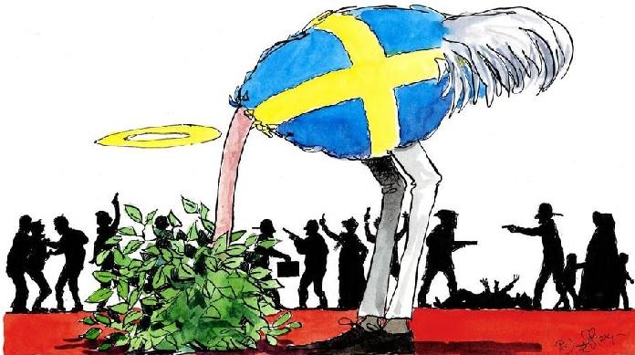 de svenske tilstande