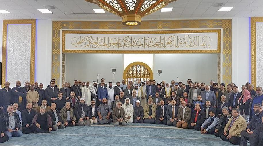 Umm Al-Mu'minin Khadijah-moskén i Malmö, Skandinaviens största