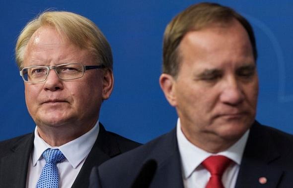 Misstroendevotum mot försvarsminister Peter Hultqvist kvarstår
