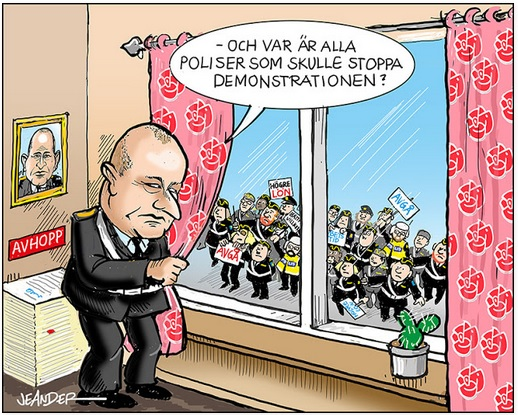 Demonstrationstillstånd