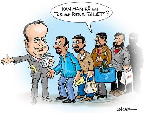 Gränspolisen vägrar genomföra inre utlänningskontroller