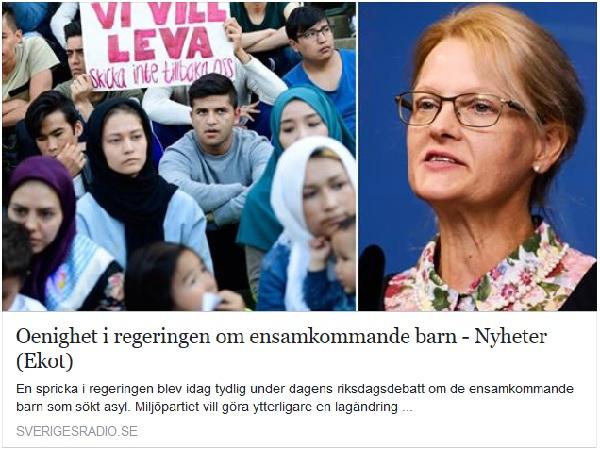C, V och MP: Asyl till alla