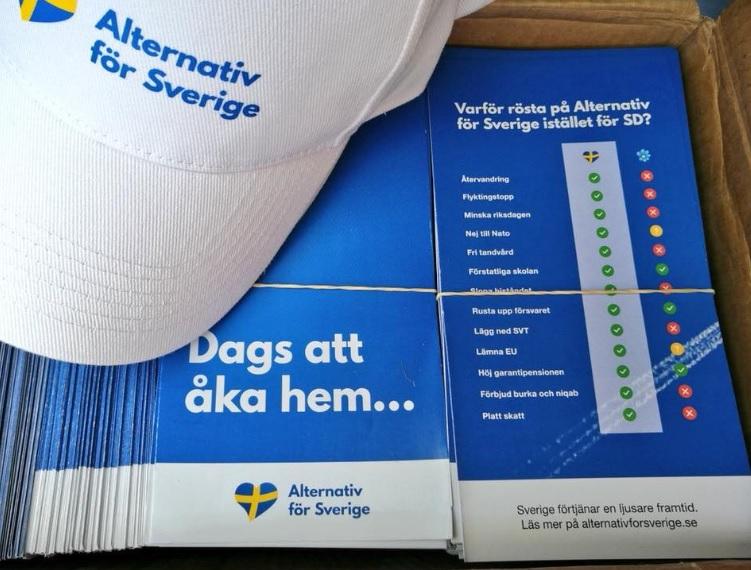 Alternativ för Sverige