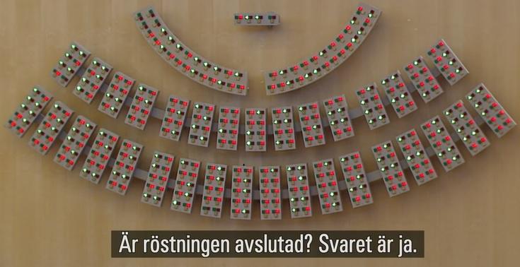 Statsministeromröstning 2018, Stefan Löfven avsatt
